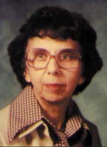 Dr. Ruth Warner Towne